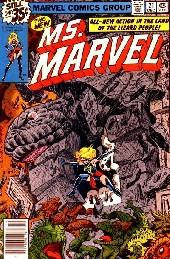 Ms. Marvel (1977) -21- The devil in the dark