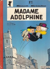 Benoît Brisefer -2a1974- Madame Adolphine
