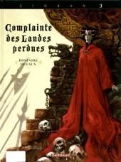 Complainte des Landes perdues -3c- Dame Gerfaut