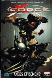 X-Force (Marvel Deluxe) -1- Anges et démons