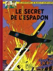 Blake et Mortimer -1Valise- Le Secret de l'Espadon - Tome 1