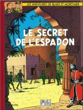 Blake et Mortimer (Les Aventures de) -2Valise- Le Secret de l'Espadon - Tome 2