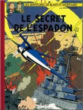Blake et Mortimer -3Valise- Le Secret de l'Espadon - Tome 3