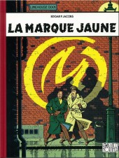 Blake et Mortimer -6Valise- La marque jaune