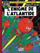 Blake et Mortimer -7Valise- L'Enigme de l'Atlantide
