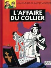 Blake et Mortimer (Les Aventures de) -10Valise- L'Affaire du collier