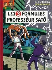 Blake et Mortimer (Les Aventures de) -12Valise- Les 3 Formules du Professeur Satô - Tome 2