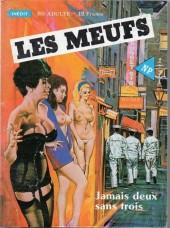 Les meufs (Novel Press) -11- Jamais deux sans trois