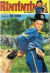 Rin Tin Tin & Rusty (2e série) -67- Le convoi de la haine