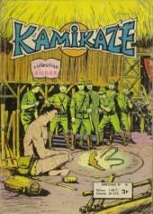 Kamikaze (Arédit) -16- Le Pacifique en éruption