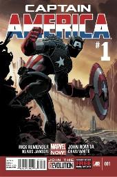 Captain America (2013) -1- Castaway in Dimension Z - Part 1