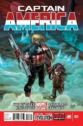 Captain America (2013) -2- Castaway in Dimension Z - Part 2