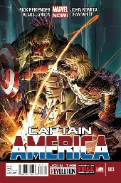 Captain America (2013) -3- Castaway in Dimension Z - Part 3