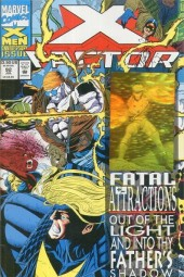 X-Factor (Marvel comics - 1986) -92- The Man Who Wasn't There