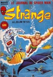 Strange -Rec055- Album N°55 (du n°164 au n°166)