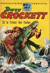 Davy Crockett (S.P.E) -6- Davy Crockett et le Trésor des Tontos