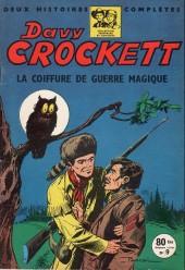Davy Crockett (S.P.E) -9- La coiffure de guerre magique