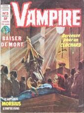 Vampire (histoires de morts-vivants) -3- Berceuse pour un clochard