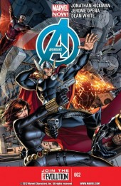 Avengers Vol.5 (Marvel comics - 2013) -2- We Were Avengers