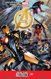 Avengers Vol.5 (Marvel comics - 2013) -3- The Garden