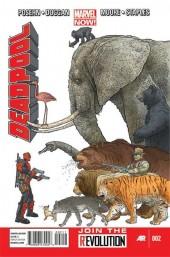 Deadpool (2013) -2- We Fought a Zoo