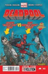 Deadpool (2013) -3- Dr. Strange Lives (or How I Learned Deadpool Was Bomb)