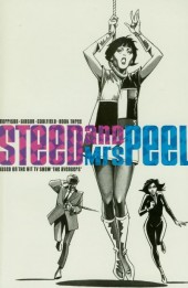 Steed and Mrs. Peel (Eclipse books - 1990) -3- Issue # 3