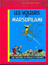 Spirou et Fantasio - La collection (Cobra) -2- Les voleurs du Marsupilami