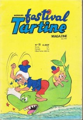 Tartine (2e série) (Festival) -19- Grand mère vole