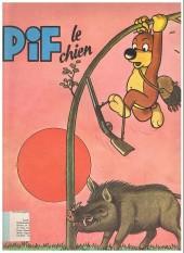 Pif le chien (3e série - Vaillant) -67- 3e série T.67