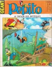 Pepito (3e Série - SAGE) (Numéro Géant) -40- Le tresor des bifteques