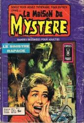 La maison du Mystère (Arédit) -6- Le sinistre rapace