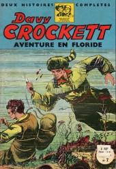 Davy Crockett (S.P.E) -7- Aventure en Floride