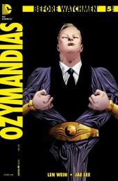 Before Watchmen: Ozymandias (2012) -5- Ozymandias (5 of 6) - These lifeless things...!
