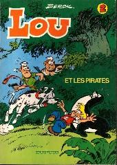 Lou (Berck) -2- Lou et les pirates