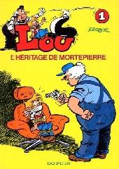 Lou (Berck) -1- L'héritage de Mortepierre