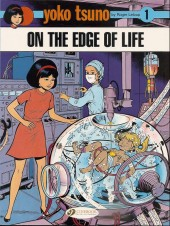 Yoko Tsuno (en anglais, chez Cinebook) -1- On the Edge of Life