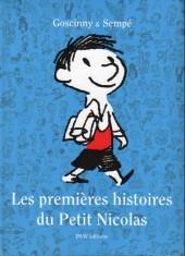 Le petit Nicolas -HS3- Les premières histoires du Petit Nicolas