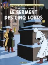 Blake et Mortimer (France Loisirs) -21- Le Serment des cinq lords