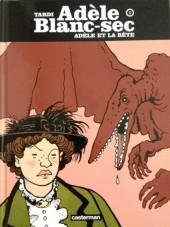 Adèle Blanc-Sec (Les Aventures Extraordinaires d') -1Pub2- Adèle et la bête