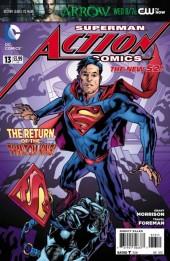 Action Comics (2011) -13- The return of the Phantom King