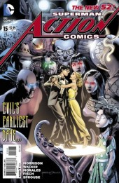 Action Comics (2011) -15- Superman at the end of days