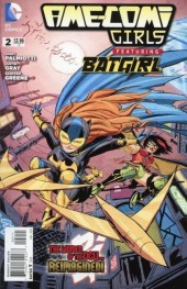 Ame-comi Girls (2012) -2- Batgirl