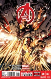 Avengers Vol.5 (Marvel comics - 2013) -4- The death and resurrection of Major Titans
