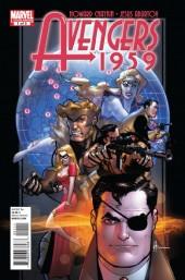 Avengers 1959 (2011) -1- Issue 1