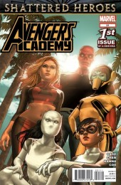 Avengers Academy (2010) -21- Welcome, students