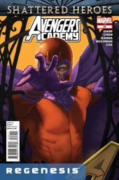 Avengers Academy (2010) -22- Disappointments