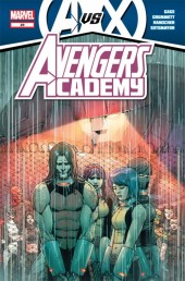 Avengers Academy (2010) -29- Projective services part 1
