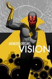 Avengers Origins (2012) -OS- Vision