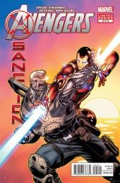 Avengers X-Sanction (2012) -2- Part 2